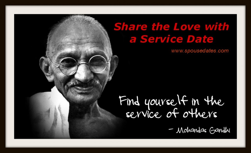 Share the Love with a Service Date