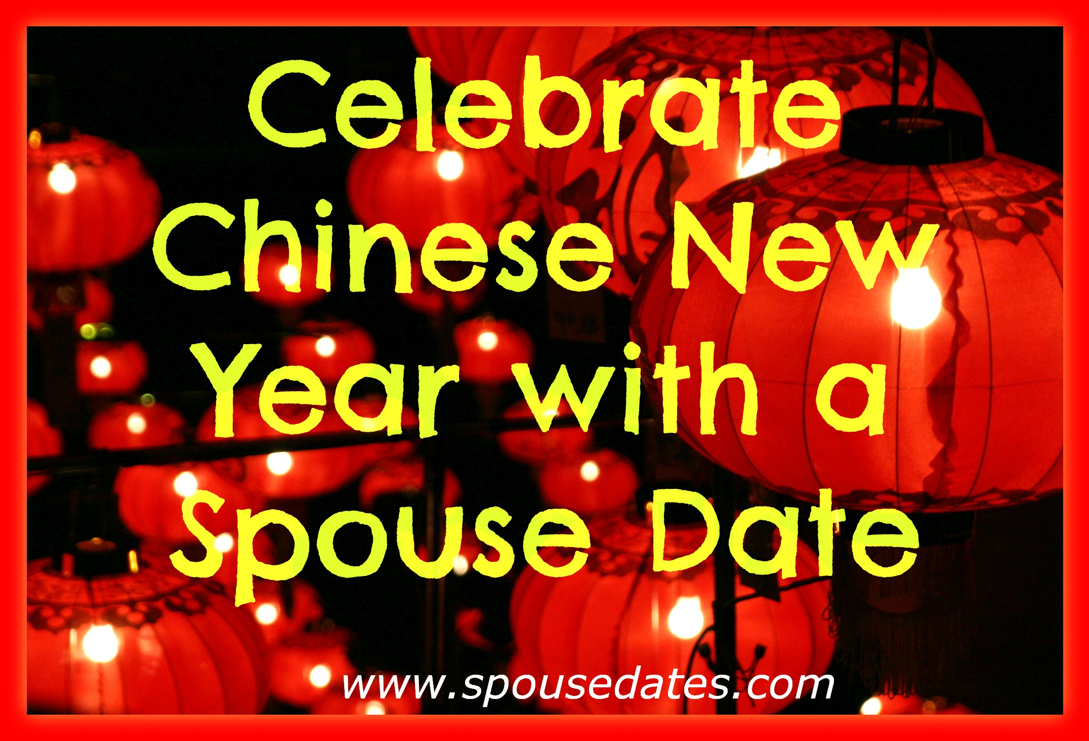 Chinese new year dates