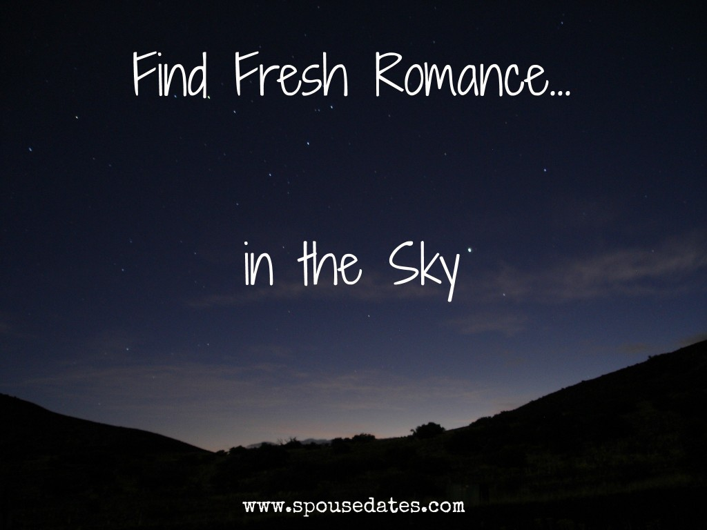 Fresh Romance in the sky