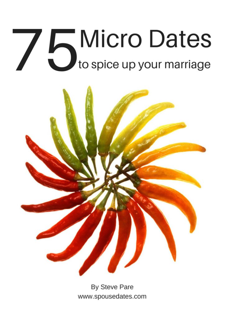 75 Micro Dates to spice up your marriage - Final