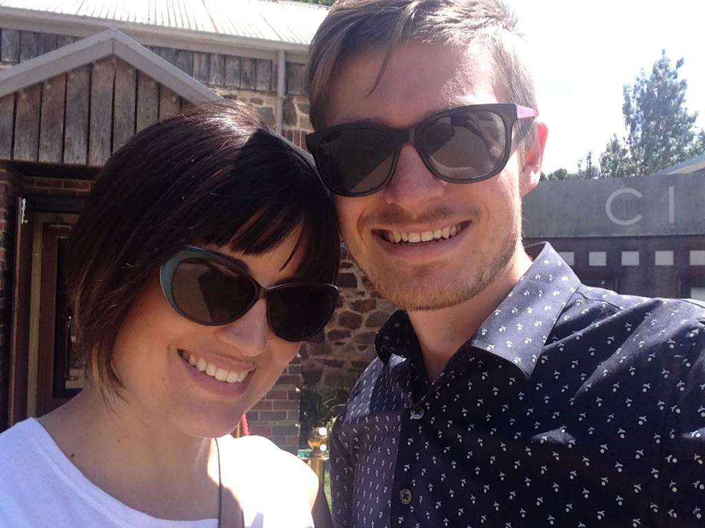 Elliott and Amanda Bailey