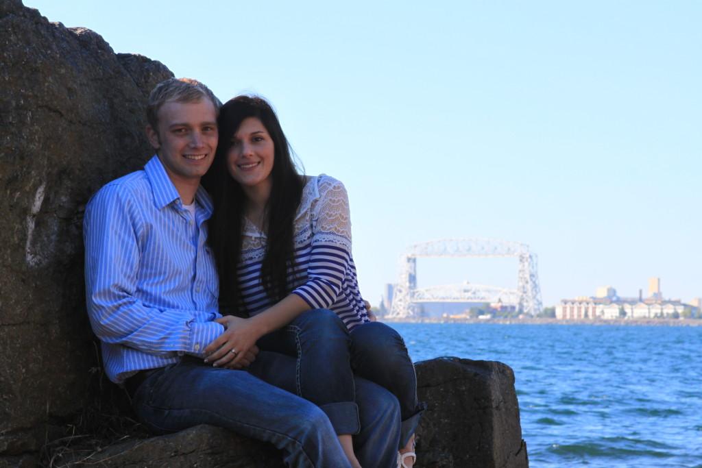 Jeremy and Elizabeth Gonnerman