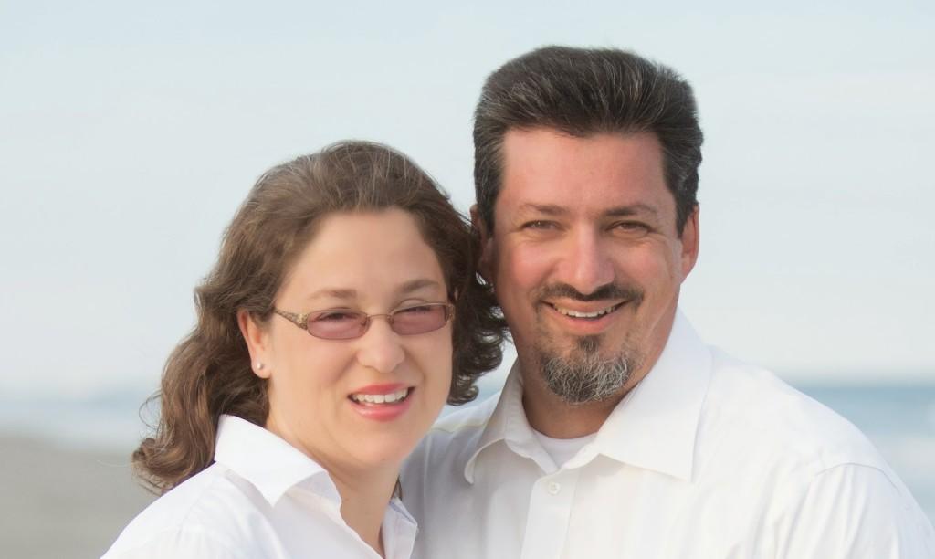 Dr. Manny and Karee Santos